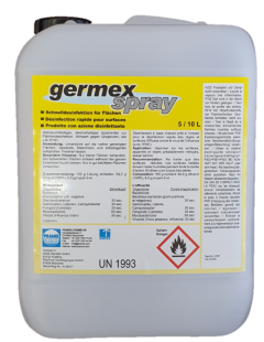 Germex spray 5 Liter